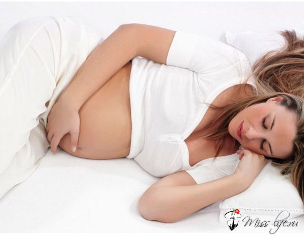 месячные-при-беременности
