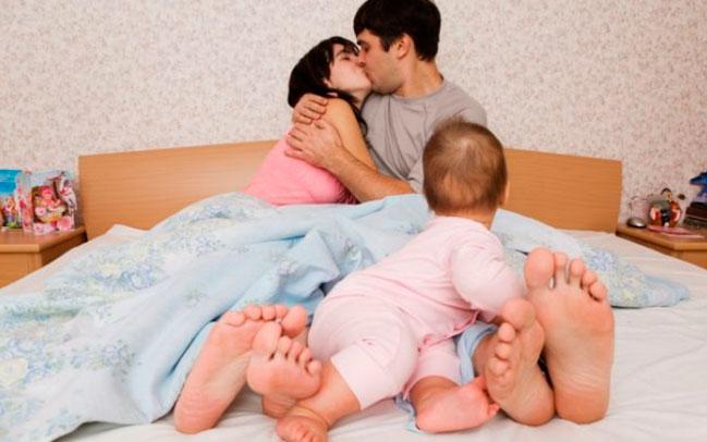 когда можно начинать заниматься сексом после родов
