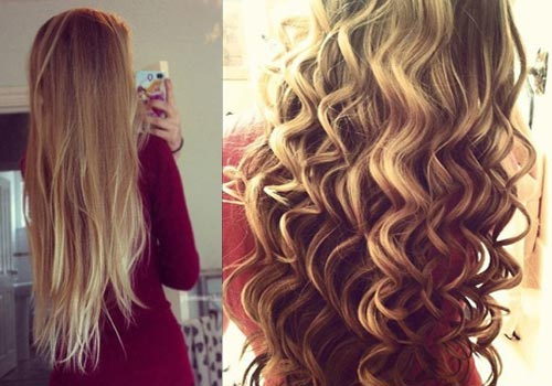Как осветлить немного волосы