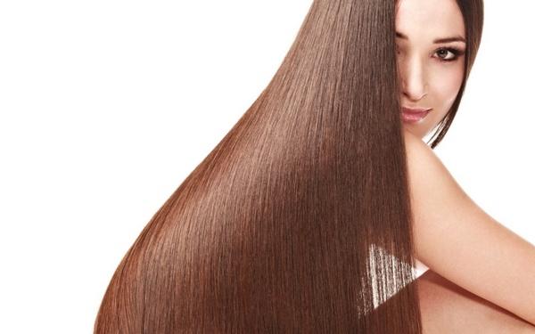 Как выпрямить волосы в домашних условиях без плойки