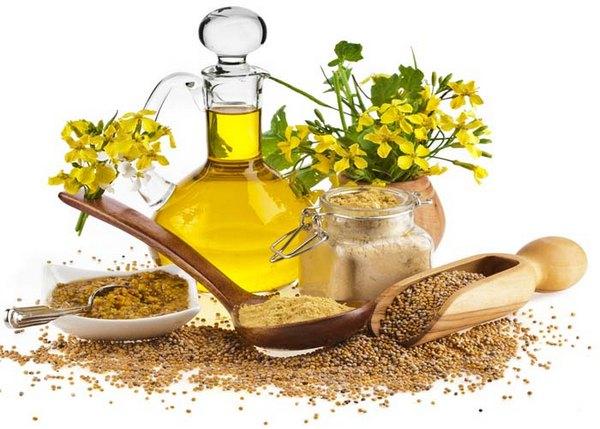 Льняное масло в косметических целях