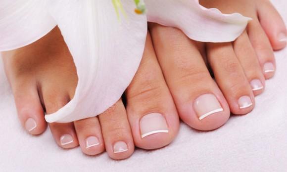 Лечение грибка ногтя на пальцах ног