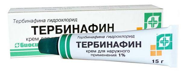 тербинафин мазь инструкция по применению цена отзывы от грибка ногтей