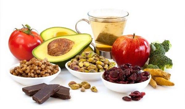 продукты снижающие холестерин и сахар в крови