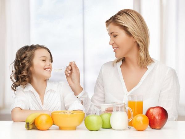 Питание для укрепления иммунитета ребёнка