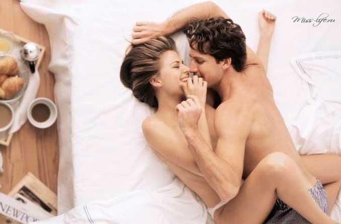Разнообразие секса супругов