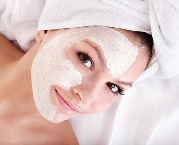 Разогревающая маска для лица