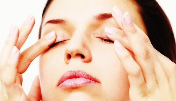 Зарядка для глаз для восстановления зрения