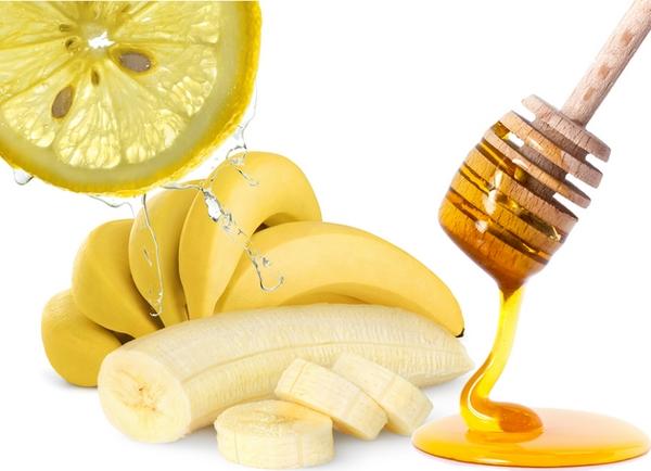 Эффективные маски из банана