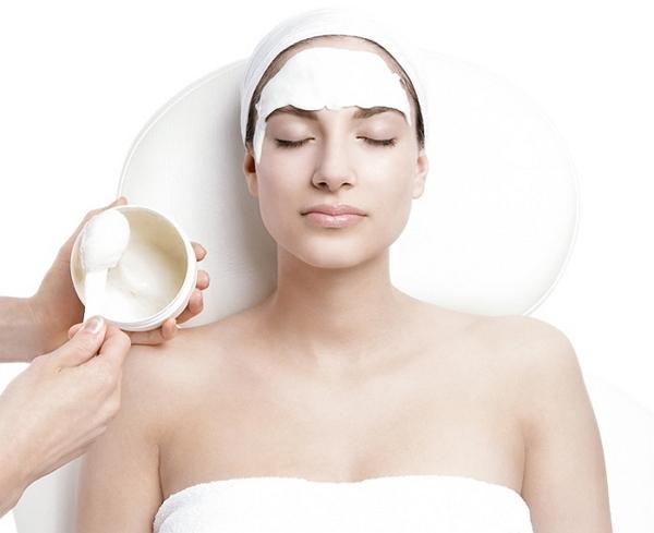 Применение альгинатных масок
