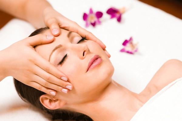 Выполнение лимфодренажного массажа