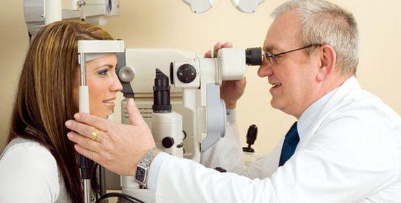 Диагностика катаракты