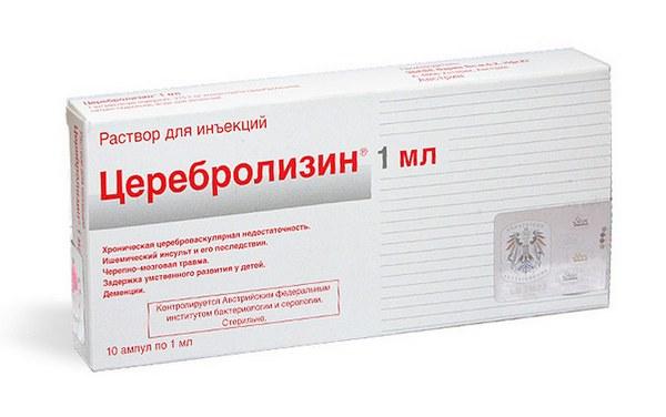 "Препарат ""Церебролизин"""