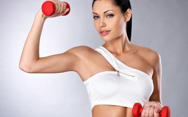 Упражнения, чтобы не висела кожа рук