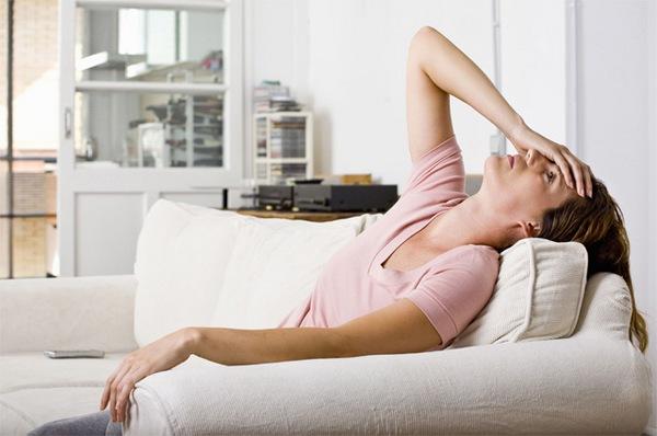 Недомогание - симптом токсоплазмоза