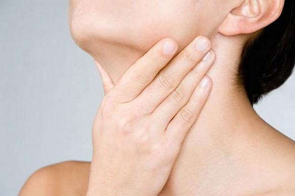 Увеличение лимфоузлов - симптом токсоплазмоза