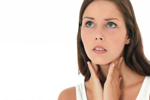 Заболевания щитовидной железы у женщин