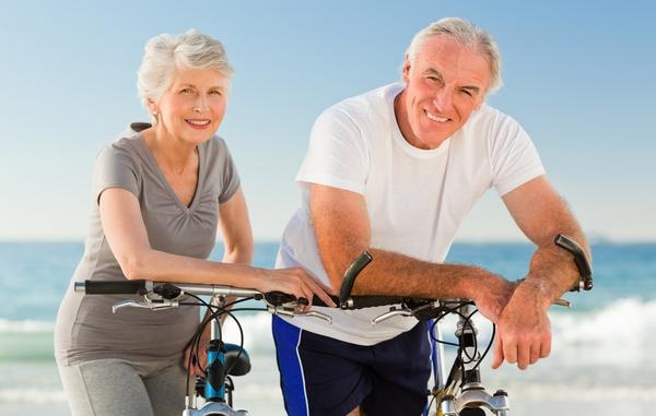 Активный образ жизни помогает снизить уровень холестерина