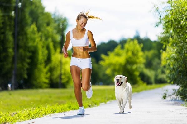 Активный образ жизни поможет избавиться от шлаков