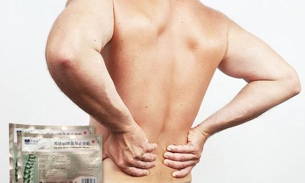 Показания к применению пластыря «Zb Pain Relief»