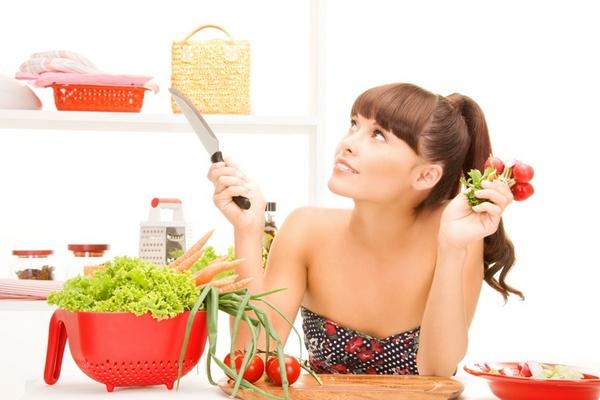 Питание для избавления от жира на боках
