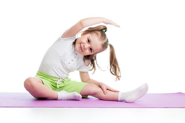 Здоровый образ жизни ребёнка