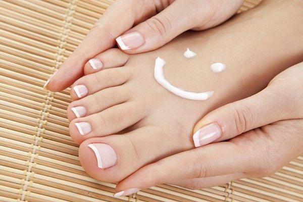 Крем для ног от запаха и пота