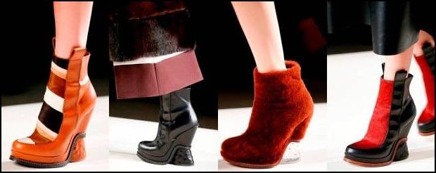 Тренды осень зима 2017 2018 женская обувь