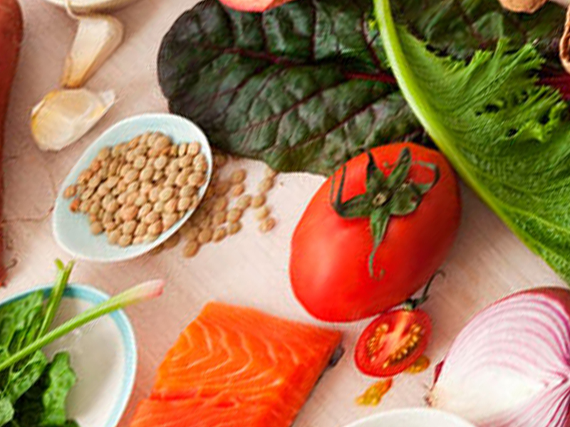 питание при жирной коже