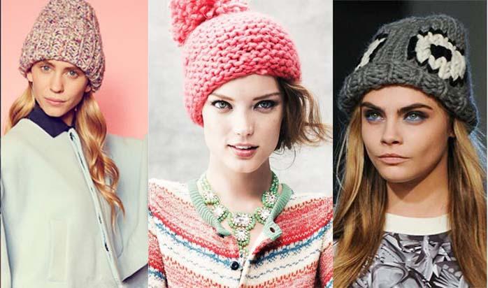 Какие шапки в моде зима 2017