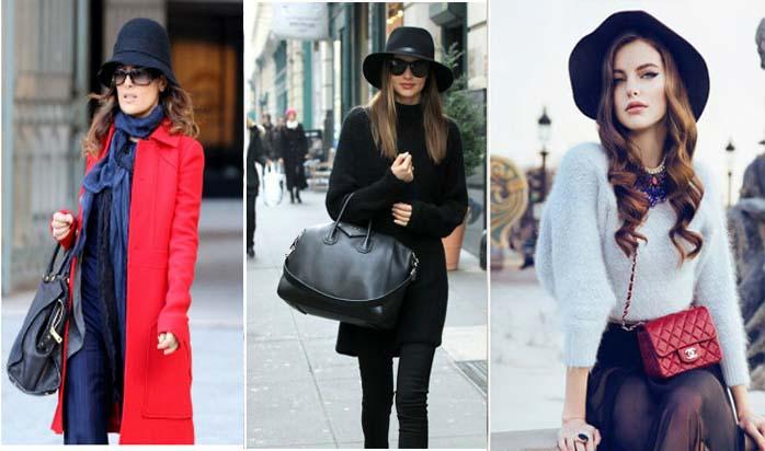 Шляпы всегда в моде
